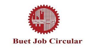 Bangladesh Engineering University and Technology BUET Job Circular